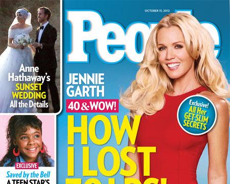 Jennie Garth Calls 2012 a 'Rebirth'