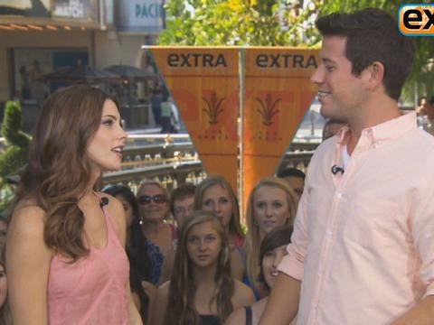 Ashley Greene on Kissing Olivia Wilde: 'It's Phenomenal!'