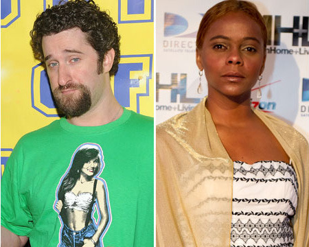 Dustin Diamond on Lark Voorhies: She's Not the Lark I Knew