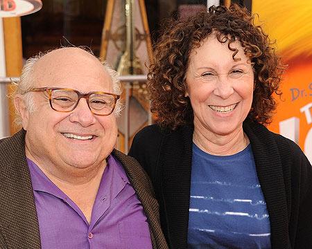 Report: Danny DeVito and Rhea Perlman Are Back Together
