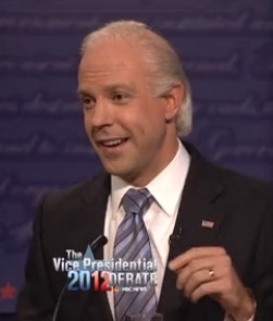 'SNL' Skewers Joe Biden, Paul Ryan in VP Debate Skit