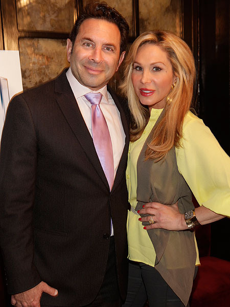 Adrienne Maloof and Paul Nassif Divorce All Is Settled ExtraTVcom