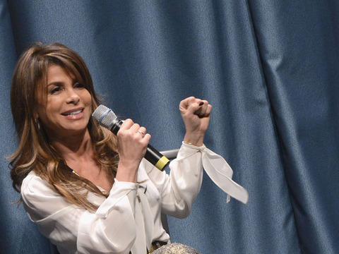 'DWTS' Exclusive: Paula Abdul as Judge -- How'd She Do?