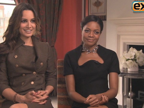 Bond Girls: 'Skyfall' Stars Take 'Extra's' X-Rated Quiz