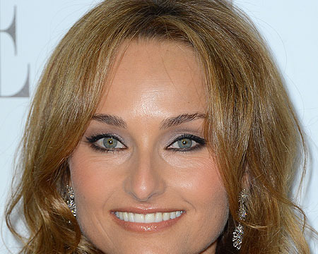 Giada Gives Back to Public School Garden