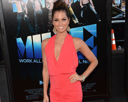 Melissa Rycroft Injured at 'Dancing with the Stars' Rehearsal