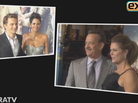 'Extra' Raw! At the L.A. Premiere of 'Cloud Atlas'