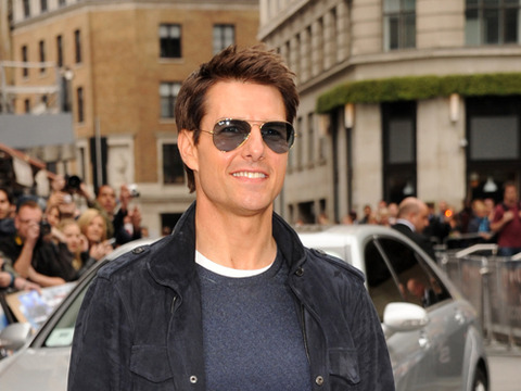 Extra Scoop: Tom Cruise Won't Press Charges Against Neighbor