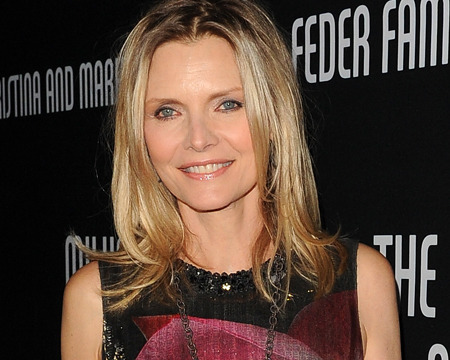 Michelle Pfeiffer Considers TV Career, But Not with Hubby David E. Kelly