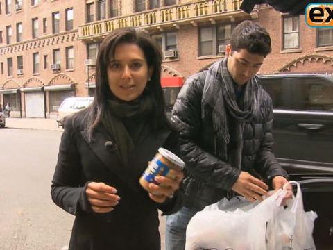 Video! Hilaria Baldwin Lends a Helping Hand to Hurricane Victims