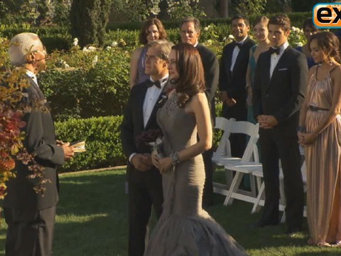 Exclusive: Secrets from the 'Revenge' Wedding Set