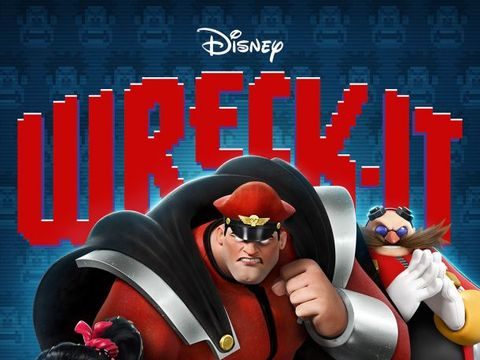Box Office Report: 'Wreck-It' Takes It!