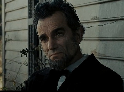 Daniel Day-Lewis IS Abraham Lincoln