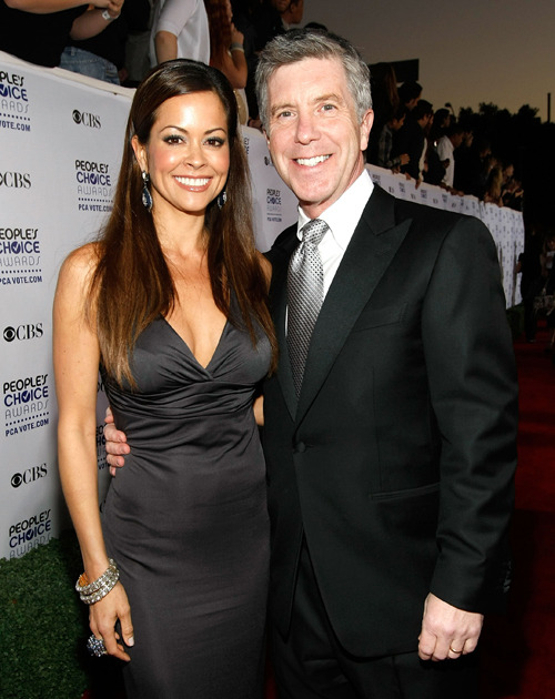 Brooke Burke's Cancer Battle: Tom Bergeron Offers 'Love ...
