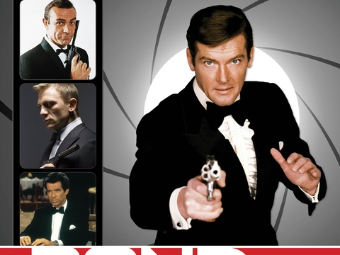 Roger Moore: 'Daniel Craig IS Bond'