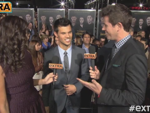 'Breaking Dawn 2' Premiere: Taylor Lautner, Ashley Greene and Others