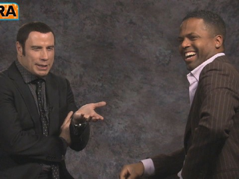 John Travolta Opens Up About His Life and Career