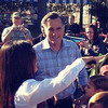 Mitt Romney Heads to 'Happiest Place on Earth'