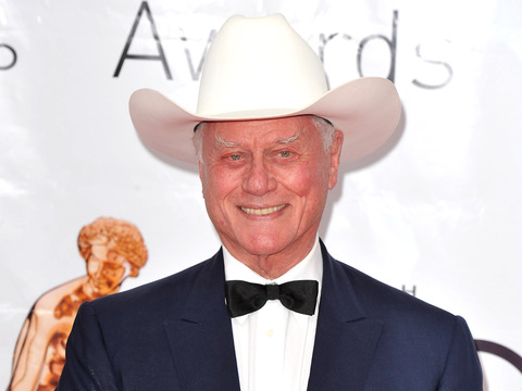 Video! Remembering Larry Hagman