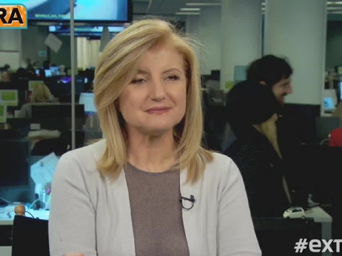 Arianna Huffington on GPS for the Soul