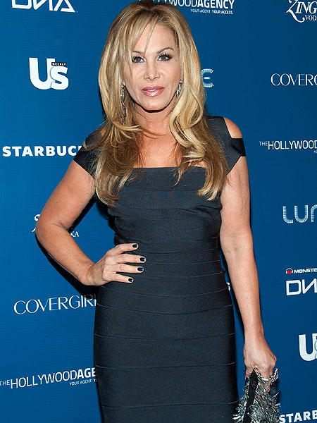 Adrienne Maloof Opens Up to Extra About Divorce ExtraTVcom