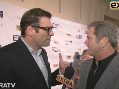 Mel Gibson Helps Raise Money for Mending Kids International