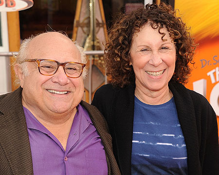Exclusive! Danny DeVito on His Marriage: 'We're Working On It'