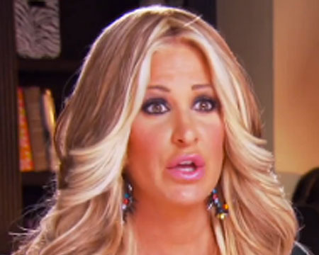 Video! Kim Zolciak Storms Off 'Real Housewives of Atlanta'