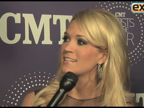 Video! Carrie Underwood at the CMT Artists of the Year Special
