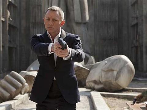 'Skyfall' Takes Box Office in Fifth Week