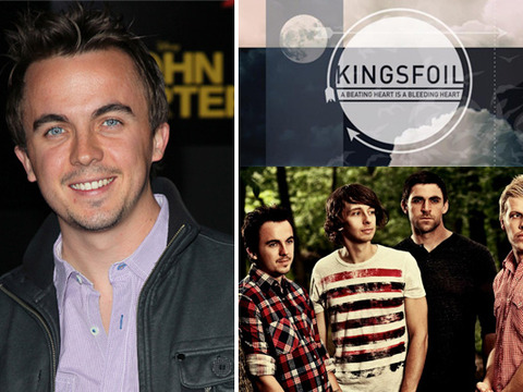 Chat Live with Frankie Muniz and Kingsfoil