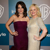 Golden Globe Nominees Excited about Fey, Poehler