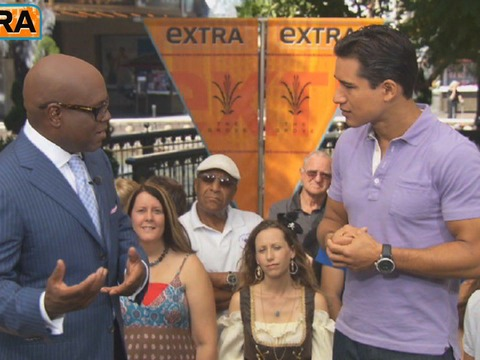 L.A. Reid Talks 'The X Factor'