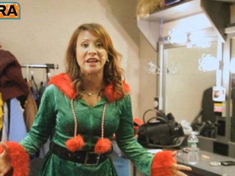 Video! Cheri Oteri Joins Broadway Hit 'NEWSical'