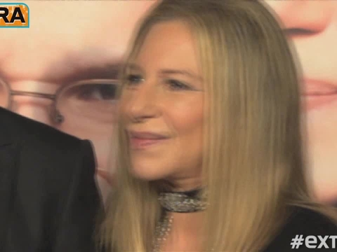 'Extra' Raw! Behind 'The Guilt Trip' with Barbra Streisand