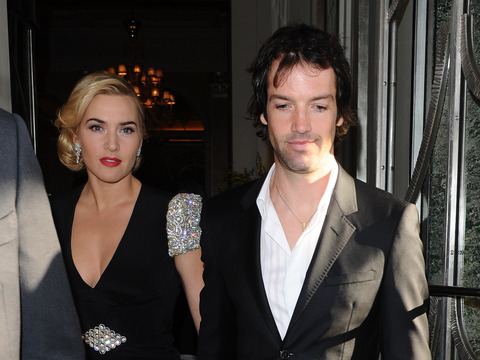 Five Fun Facts About Kate Winslet's Hubby, Ned Rocknroll
