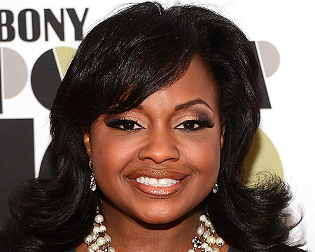 'Real Housewives of Atlanta' Star Phaedra Parks Is Expecting!