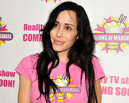 Report: Octomom Back on Welfare