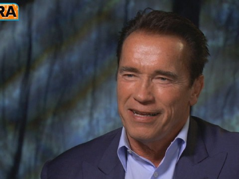 Arnold Schwarzenegger Still Doing Stunts at 65