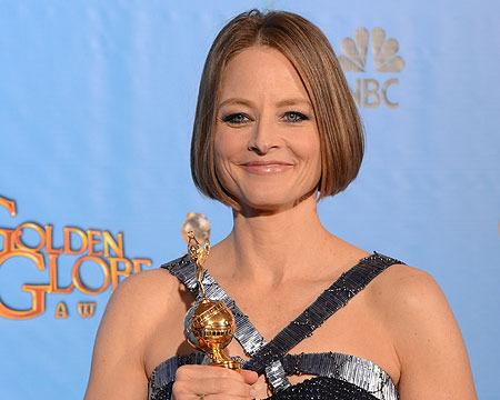 Jodie Foster's Golden Globes Speech: Coming Out?