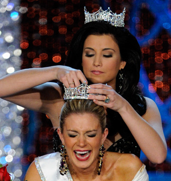 Miss New York Mallory Hagan Wins Miss America Pageant