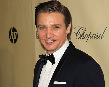 Jeremy Renner to Be a First-Time Dad?
