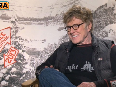 Robert Redford on Sundance 2013: 'I Like Change'