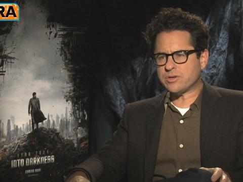 J.J. Abrams Talks 'Star Wars' Speculation