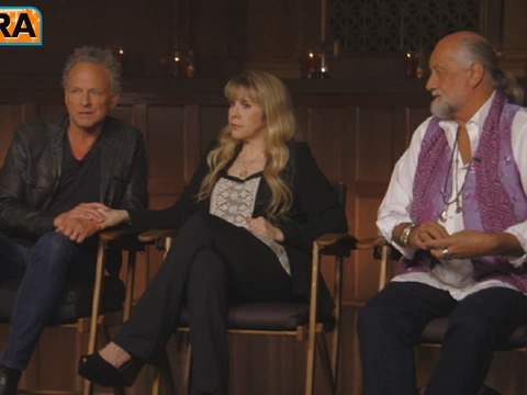 Video! Fleetwood Mac Talks Band Reunion and Tour