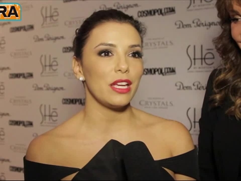 Video! Eva Longoria on Her New Business Venture