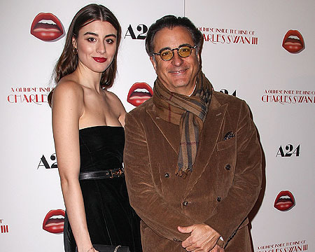 Pic! Meet Andy Garcia's Grownup Daughter