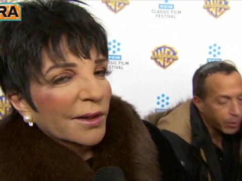 Liza Minnelli and Joel Grey Reunite for 40th Anniversary of 'Cabaret'