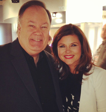 Awkward! Tiffani Thiessen Surprised by Mr. Belding and a Lemur