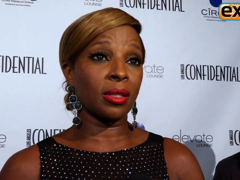 Video! Mary J. Blige and L.A. Confidential Celebrate the Grammys